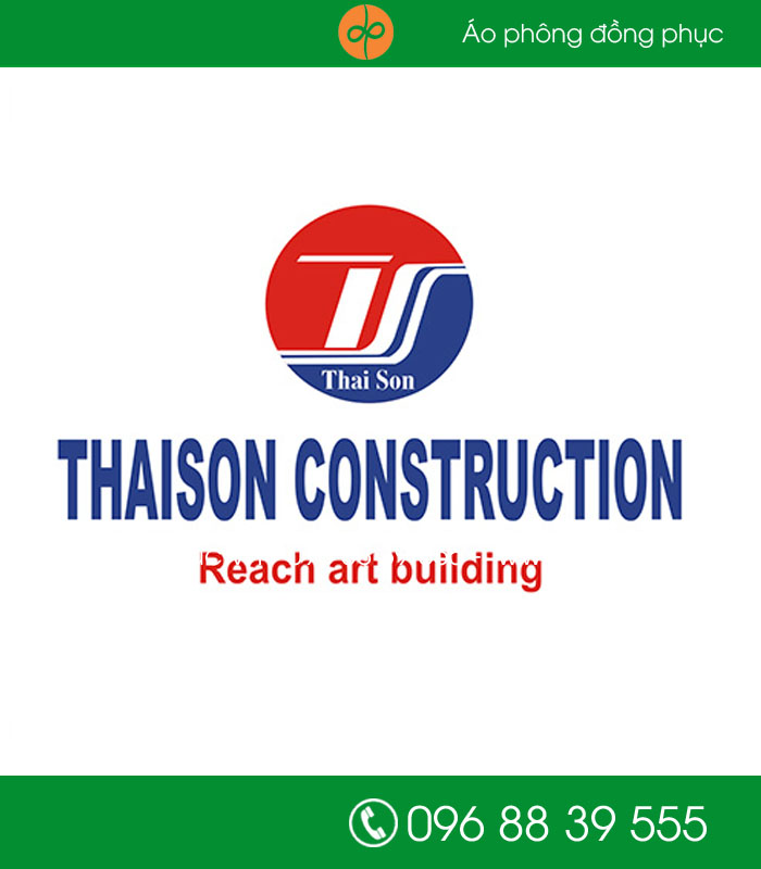 May đồng phục Thai Son Construction